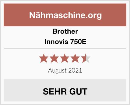 Brother Innovis 750E Test