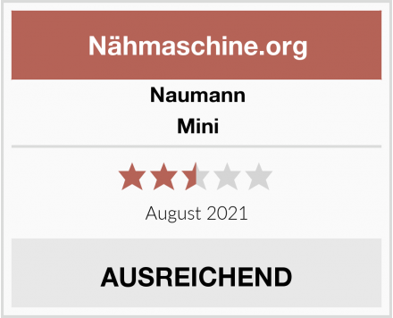Naumann Mini Test
