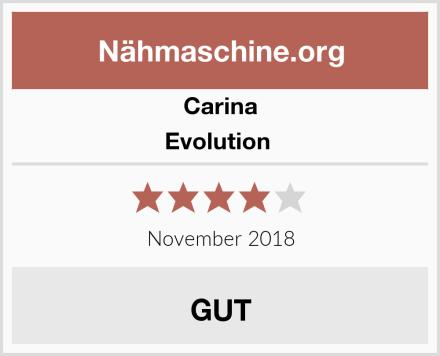 Carina Evolution  Test