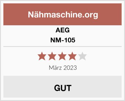 AEG NM-105 Test