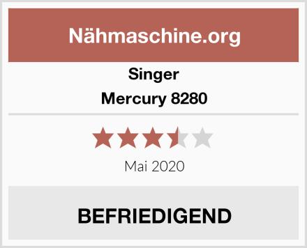 Singer Mercury 8280 Test