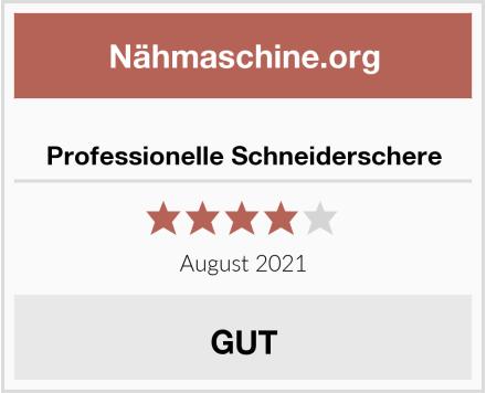 No Name Professionelle Schneiderschere Test
