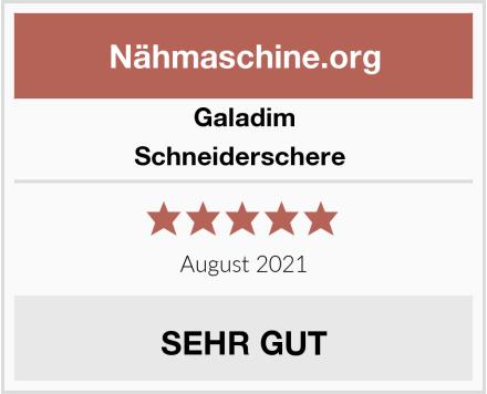 Galadim Schneiderschere  Test
