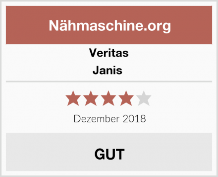 Veritas Janis  Test