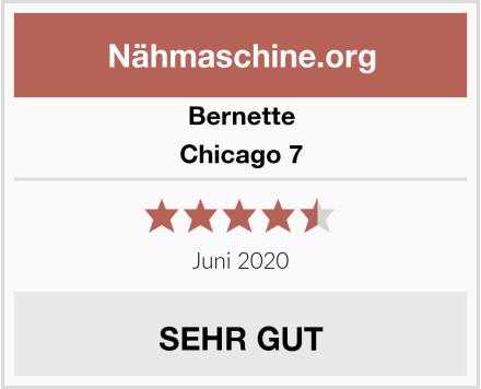 Bernette Chicago 7 Test