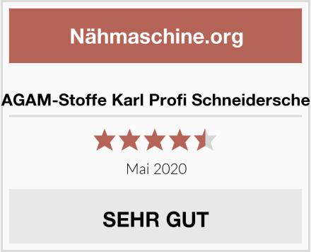 No Name MAGAM-Stoffe Karl Profi Schneiderschere Test