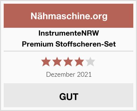InstrumenteNRW Premium Stoffscheren-Set Test