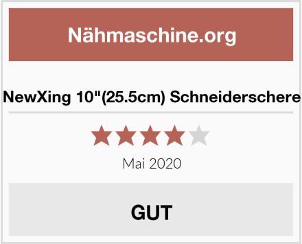 """NewXing 10""""(25.5cm) Schneiderschere Test"""