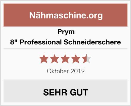 """Prym 8"""" Professional Schneiderschere Test"""