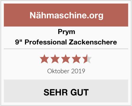 """Prym 9"""" Professional Zackenschere Test"""
