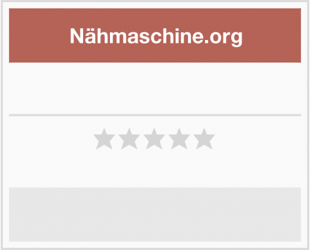 No Name DUTISON Nähmaschine Test