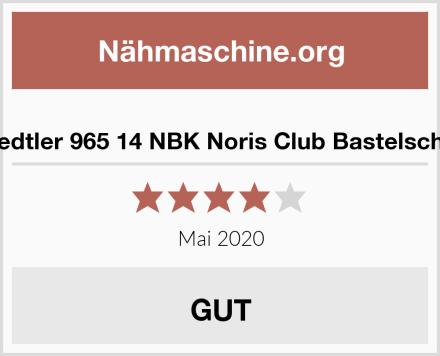 Staedtler 965 14 NBK Noris Club Bastelschere Test