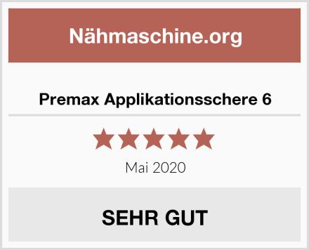 Premax Applikationsschere 6 Test
