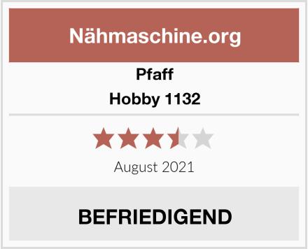 Pfaff Hobby 1132 Test