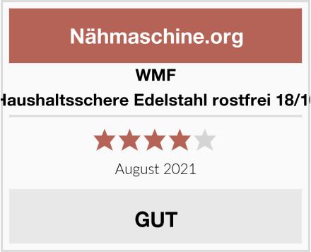 WMF Haushaltsschere Edelstahl rostfrei 18/10 Test