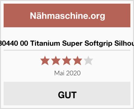 Westcott E-30440 00 Titanium Super Softgrip Silhouettenschere Test