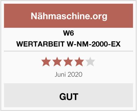 W6 WERTARBEIT W-NM-2000-EX Test