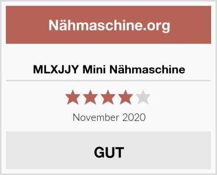 MLXJJY Mini Nähmaschine Test