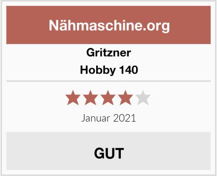 Gritzner Hobby 140 Test