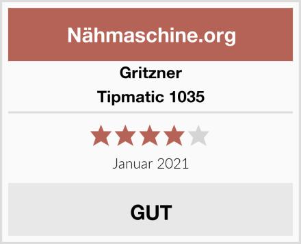 Gritzner Tipmatic 1035 Test
