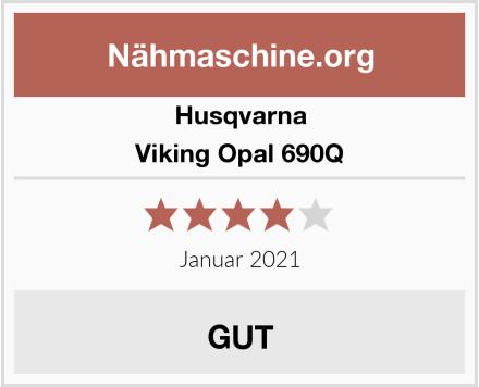 Husqvarna Viking Opal 690Q Test