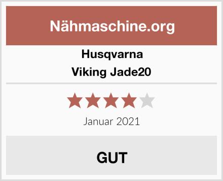 Husqvarna Viking Jade20 Test