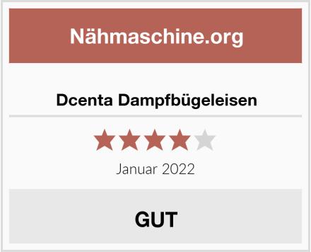 Dcenta Dampfbügeleisen Test
