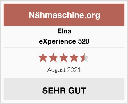 Elna eXperience 520 Test