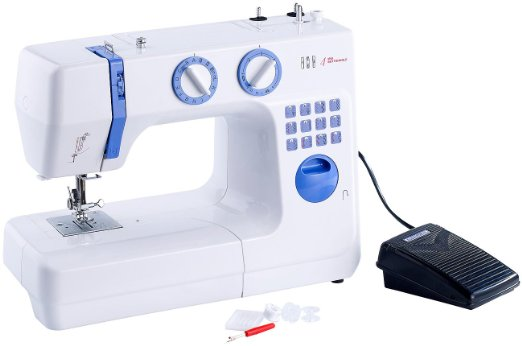 Sichler Premium-Freiarm-Nähmaschine
