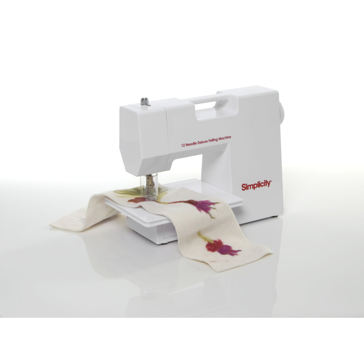 Simplicity Deluxe Felting Machine