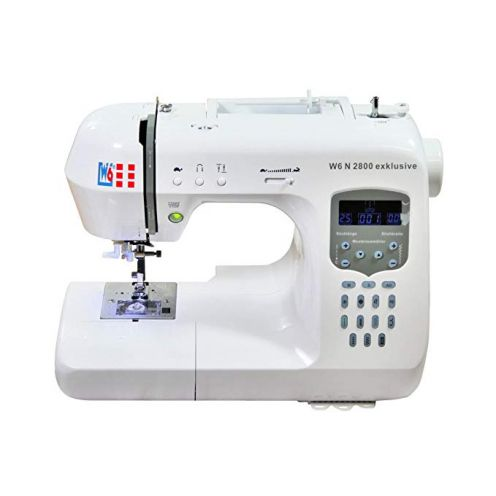 W6 N 2800 exklusive Computer-Nähmaschine